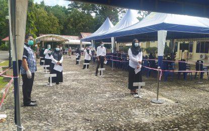 Setelah Sempat Terhenti, Tes SKB CPNS 2019 di Lingga Kembali Dibuka