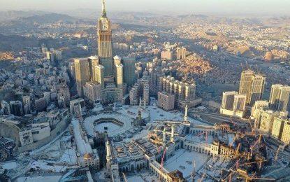Arab Saudi Izinkan Warga Internasional Masuk Secara Bertahap