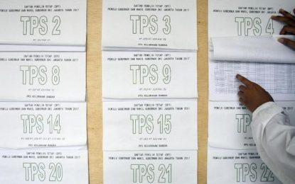 KPU Kepri Tetapkan Daftar Pemilih Sementara