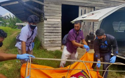 Penemuan Mayat Lelaki di Batu Kapal Bikin Geger Warga