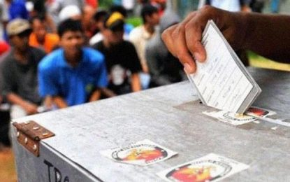 Daftar Pemilih Tetap di Bintan Capai 110.379 Orang