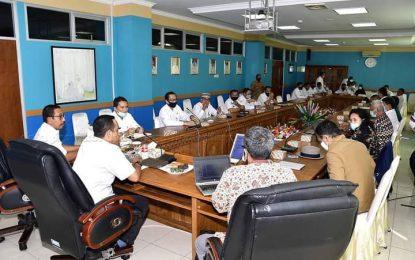 Plt. Asisten Pemerintahan Setda Natuna Pimpin Rapat Kolaborasi Lintas Kementerian dalam Pemberdayaan Masyarakat