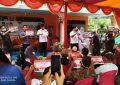Masyarakat Bagan Bhakti Yakin 85 Persen Suara Buat Paslon SUDIN