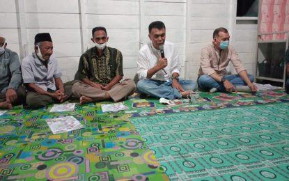 Paslon Nomor 2 Segera Selesaikan Masjid dan Surau di Natuna