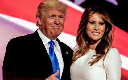 Presiden Amerika Serikat, Donald Trump dan Istrinya Positif Covid-19