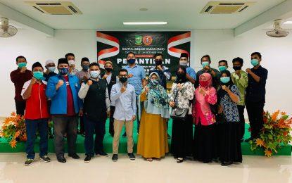 Nuzur Resmi Dilantik Sebagai Pengurus Pemuda Muhammadiyah Kabupaten Natuna