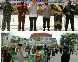 Deklarasi Gerakan Anti Anarkis di Rokan Hilir