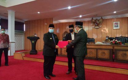 DPRD dan Pemkab Karimun Bahas Ranperda RTRW
