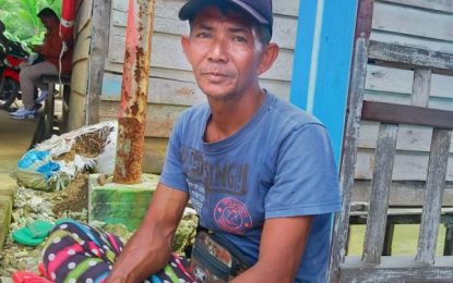 Nelayan Pulau Tiga Berharap WS-RH Menjadi Pemimpin Natuna
