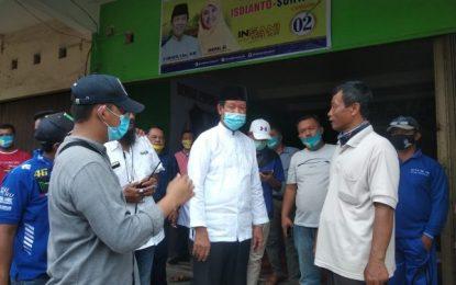 Warga Curhat ke Isdianto, Pembangunan Insfrastruktur di Batam Tidak Merata