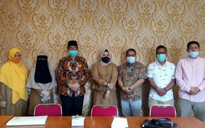 Pansus C DPRD Natuna Bahas Pemekaran Desa Sedanau Utara di Kantor Gubernur