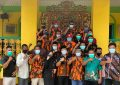 Memperingati HUT Pemuda Pancasila ke 61, MPC PP Lingga Sambangi Dua Ponpes