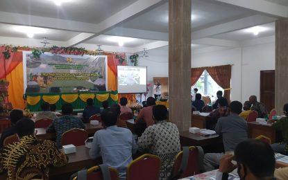 BWS Sumatera IV gelar Pelatihan Peningkatan Kemampuan P3A di Lingga
