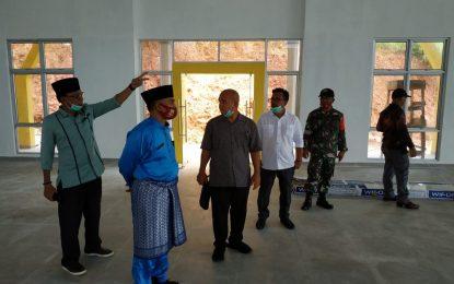 DPRD Natuna Tinjau Pembangunan di Wilayah II
