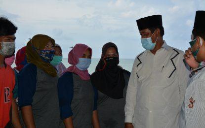 Usai Berdiskusi, Masyarakat Natuna Semakin Yakin dengan Isdianto
