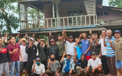Nelayan Sungai Ladi Ambil Sikap Menangkan INSANI