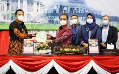 Pandemi COVID-19, Rancangan KUA-PPAS APBD Perubahan Kepri Tahun 2020 Diwarnai Pengurangan Pendapatan