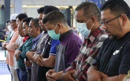 Bawaslu Kepri Toleransi Penggunaan Masker Bergambar Peserta Pilkada di Rumah Ibadah