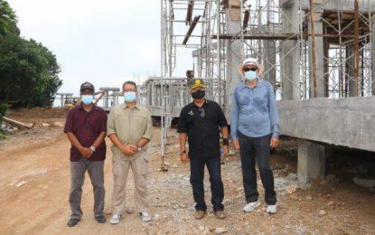 Miliki Banyak Fasilitas, Pembangunan Resort di Pulau Nirup Sudah 80 Persen