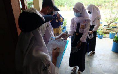 Sejumlah Sekolah di Tanjungpinang Lakukan Ujicoba Sekolah Tatap Muka