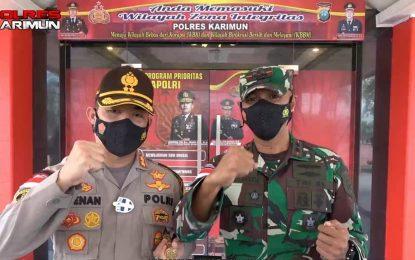TNI-Polri Jamin Keamanan dan Kesehatan saat Pilkada
