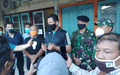 Pegawai Satpol PP jadi Kasus Perdana COVID-19 di Anambas