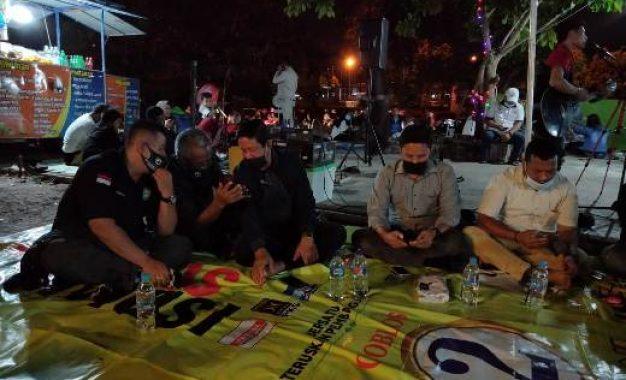 Warga Terperanjat Isdianto Malam Minggu di Welcome To Batam