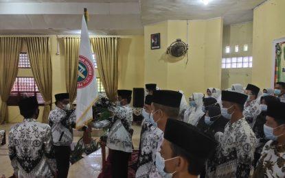 Tingkat Pelayanannya Tinggi, PGRI Rohil Bakal Terima Penghargaan dari Gubernur Riau