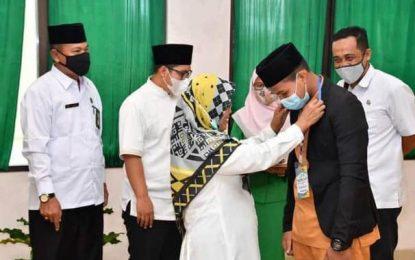 Wakil Bupati Natuna Buka Training Center Tilawah Al-Qur'an 2020