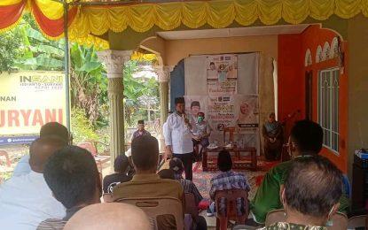 Di Belat, Isdianto Ingatkan Warga Gunakan Hak Pilih dan Jauhi Money Politics