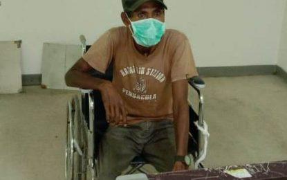 Pak Jhon Butuh Uluran Tangan Untuk Biaya Berobat  Penyakit yang Diderita 11 Tahun