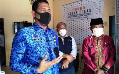 5 dari 17 Pasien COVID-19 yang Dikarantina di Dive Resort Dinyatakan Sembuh