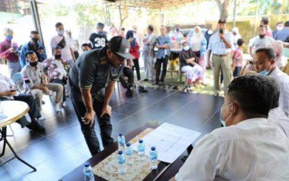 Sidak di Bengkong, Nuryanto Minta BP Batam Bantu Selesaikan Masalah Bengkong Swadebi