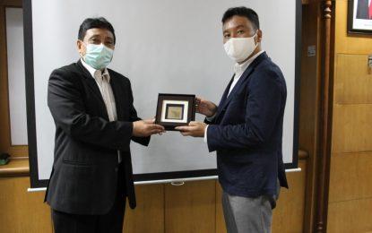 PT Hitachi Jajaki Investasi di Batam
