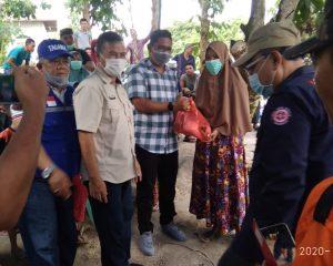 Bantuan Jaminan Hidup untuk Korban Banjir Bandang