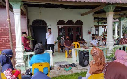 Warga Sei Enam Salut dengan Gagasan Isdianto-Suryani dalam Debat Kandidat