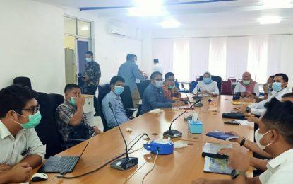 Komisi II DPRD Natuna Sambangi BWSS, Bahas Pembangunan Embung Sebayar