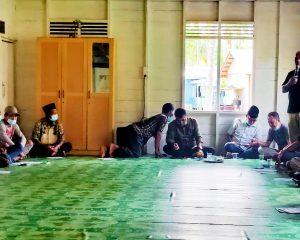 Wan Aris Bakar Semangat Warga Pian Padang Menangkan WS-RH