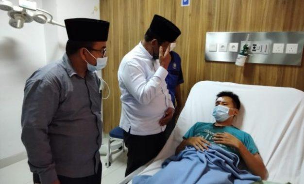 Relawan INSANI Kecelakaan Dalam Bertugas, Isdianto: Semoga Perjuangan Tidak Sia-Sia