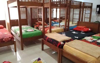 Asrama Haji Natuna Kini Dijadikan Ruang Isolasi Pasien COVID-19
