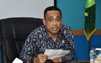Plt. Asisten I Pimpin Acara Silaturahmi Dansatgas Operasi Bima Suci di Pulau Terluar