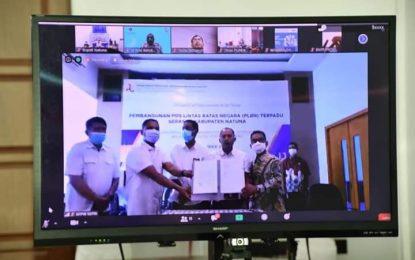 Bupati Natuna Pimpin Rakor Persiapan Pelaksaan Pilkada Serentak di Tengah Pandemi Covid-19