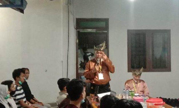 Milenal Natuna Adakan Diskusi dengan Paslon WS-RH