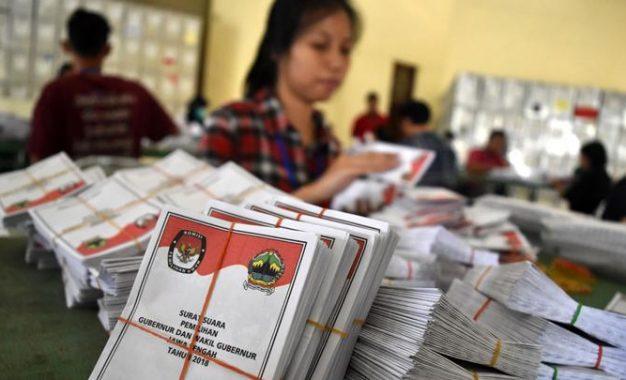 KPU Kepri Distribusikan Logistik Pilkada ke Pulau-pulau Tanggal 5 Desember