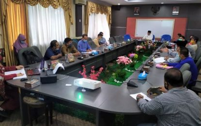 DPRD Batam Gelar RDP Gabungan Terkait Banjir di Bengkong Indah Swadebi