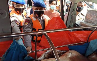 Tiga Hari Tenggelam, ABK Kapal SB. Tiga Saudara Akhirnya Ditemukan