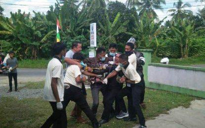 Curigai Hasil Hitung Suara, Saksi SInergi Dianiaya Oknum KPPS di TPS 14