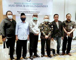 Asal Usul Bahasa Indonesia Dibincang Ulang, Kubu Barus Diminta Sajikan Data Lebih Ilmiah