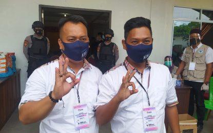 Pleno KPU Rampung, Nizar – Neko Peroleh Suara Terbanyak di Pilkada Lingga