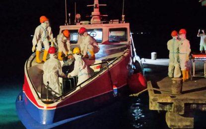 Dua Pasien Positif COVID-19 Anambas Dirujuk ke Tanjungpinang, Satu Diantaranya Meninggal saat Perjalanan